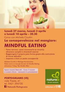 corso di mindful eating con michela cicuttin